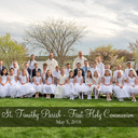 First Communion 2018 photo album thumbnail 2